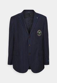 WIMBLEDON UMPIRE JACKET - Blazer jacket - navy/cream