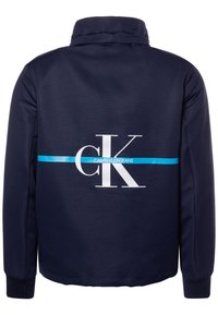 Calvin Klein Jeans - MONOGRAM STRIPE  - Light jacket - blue - 2
