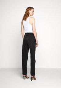 Agolde - LANA - Straight leg jeans - haywire - 2