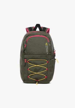 Rucksack - grape leaf