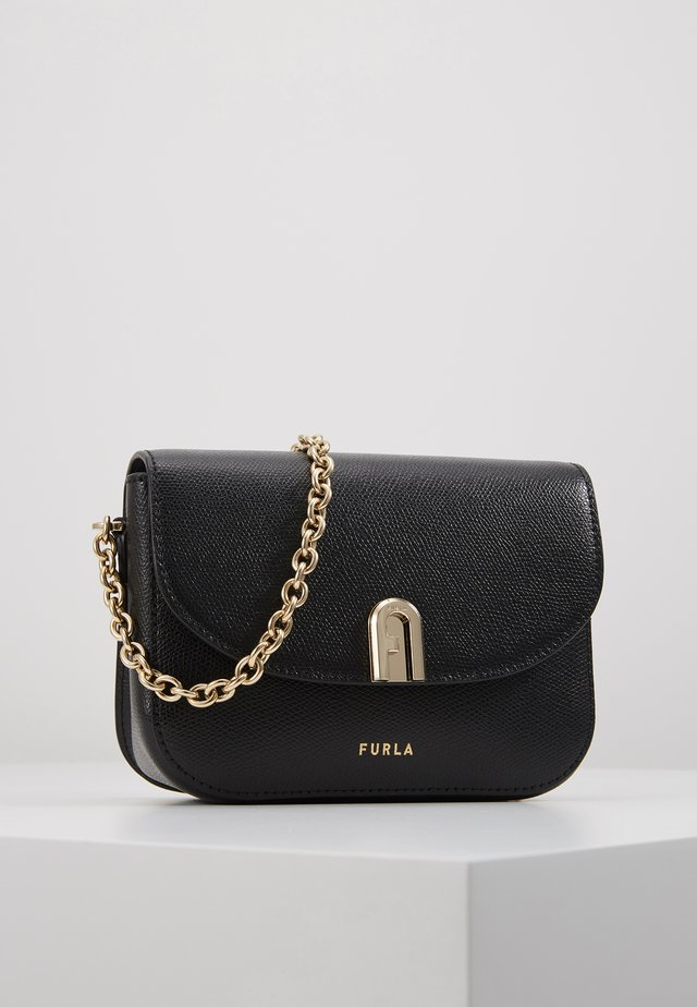 MINI BODY - Sac bandoulière - nero