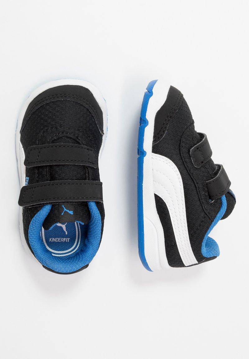 Puma - STEPFLEEX 2 UNISEX - Zapatillas de entrenamiento - black/white/palace blue