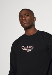 Carhartt WIP - COMMISSION - Sweatshirt - black - 4