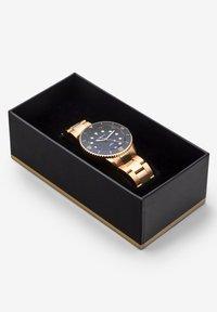 Carlheim - DIVER 40MM LINK - Montre - rose gold-blue - 4