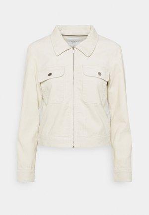 JDYSHIRAZ LIFE ZIP JACKET - Summer jacket - silver birch
