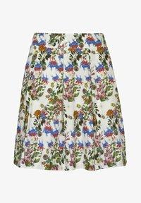 H.Moser - WIESEN - A-line skirt - weiß - 0