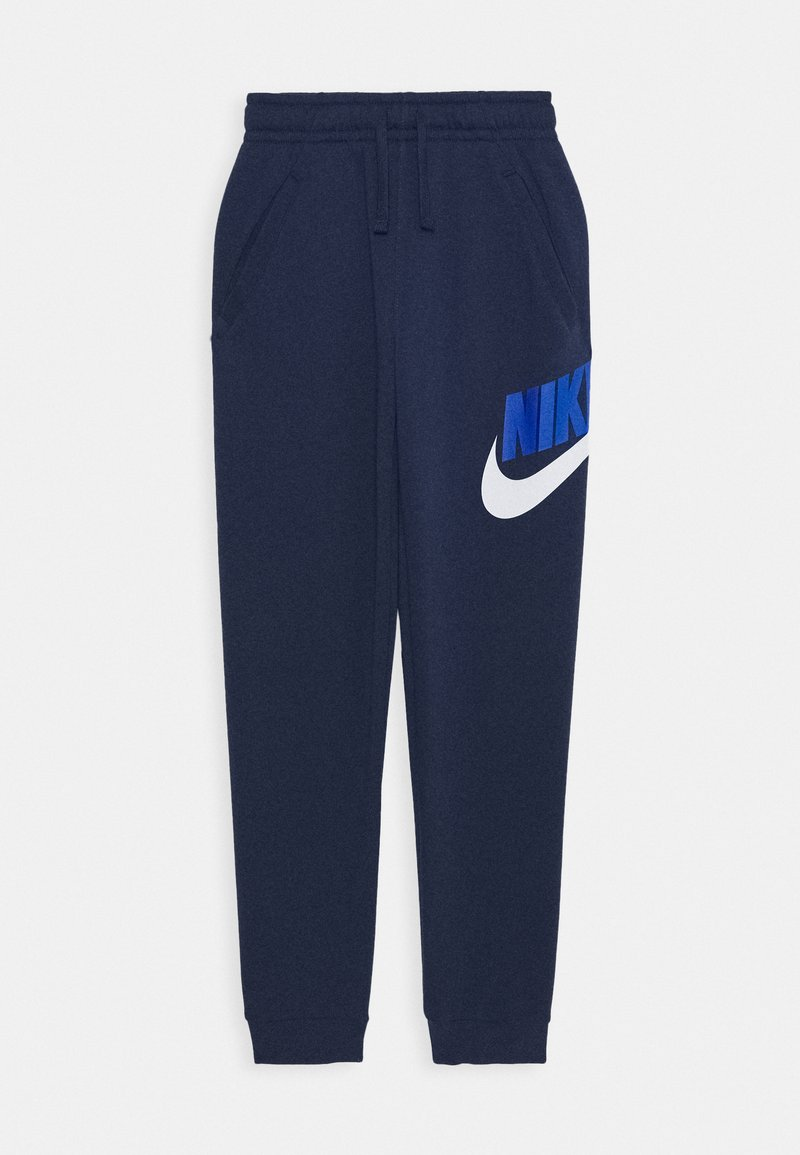 Nike Sportswear - CLUB PANT - Teplákové kalhoty - midnight navy