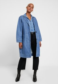 Levi's® - CHARLOTTE COAT - Classic coat - medium light stonewash - 1