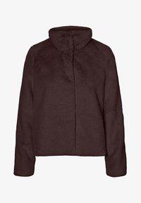 Vero Moda - Winter jacket - chocolate plum - 4