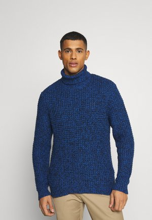 UNISEX - Jumper - mottled royal blue