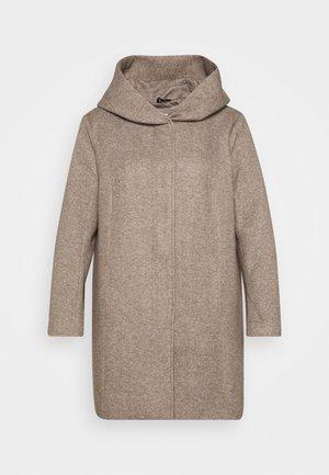 CARSEDONA LIGHT COAT - Classic coat - walnut melange