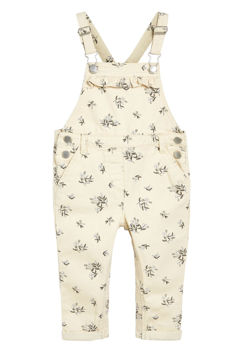 Next - DUNGAREES - Dungarees - off-white