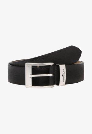 HAMBURG - Belt - black uni