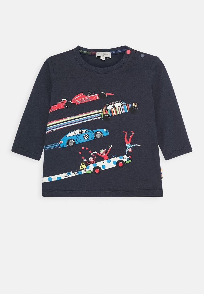 Paul Smith Junior - BITOR - T-shirt con stampa - navy