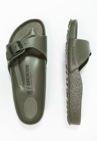 Birkenstock - MADRID - Sandály do bazénu - khaki - 1