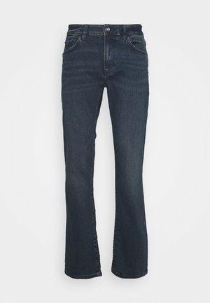 MARVIN - Jeans straight leg - dark-blue denim