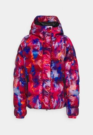 RANJA - Ski jacket - red