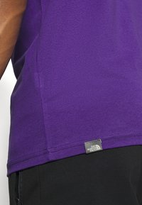 The North Face - MENS SIMPLE DOME TEE - T-shirt basic - peak purple - 3