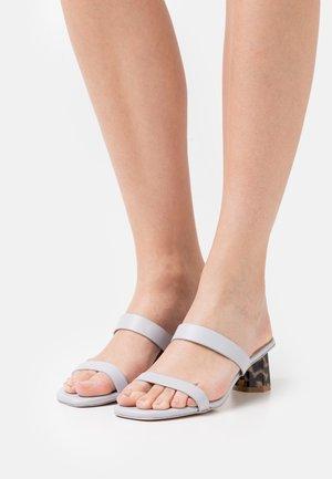 ETEALIA - Slip-ins med klack - light purple