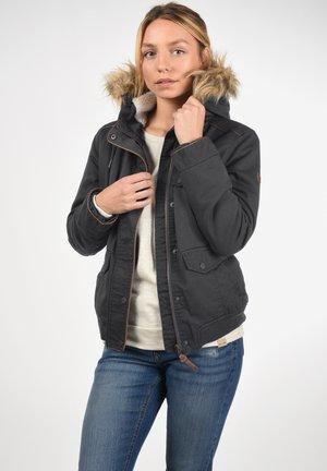 ANNIKA - Winter jacket - dark grey