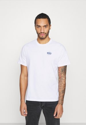 TEE UNISEX - T-shirt con stampa - white