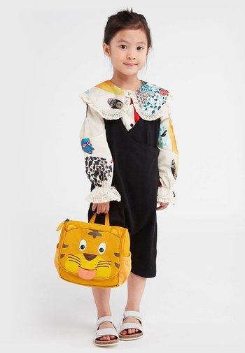 KULTURBEUTEL TIGER  - Handbag - yellow