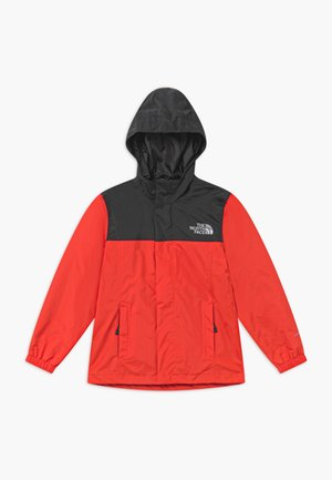 RESOLVE REFLECTIVE JACKET - Chaqueta Hard shell - fiery red