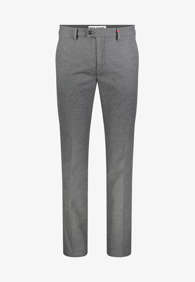 LENNOX  - Trousers - grey/stone