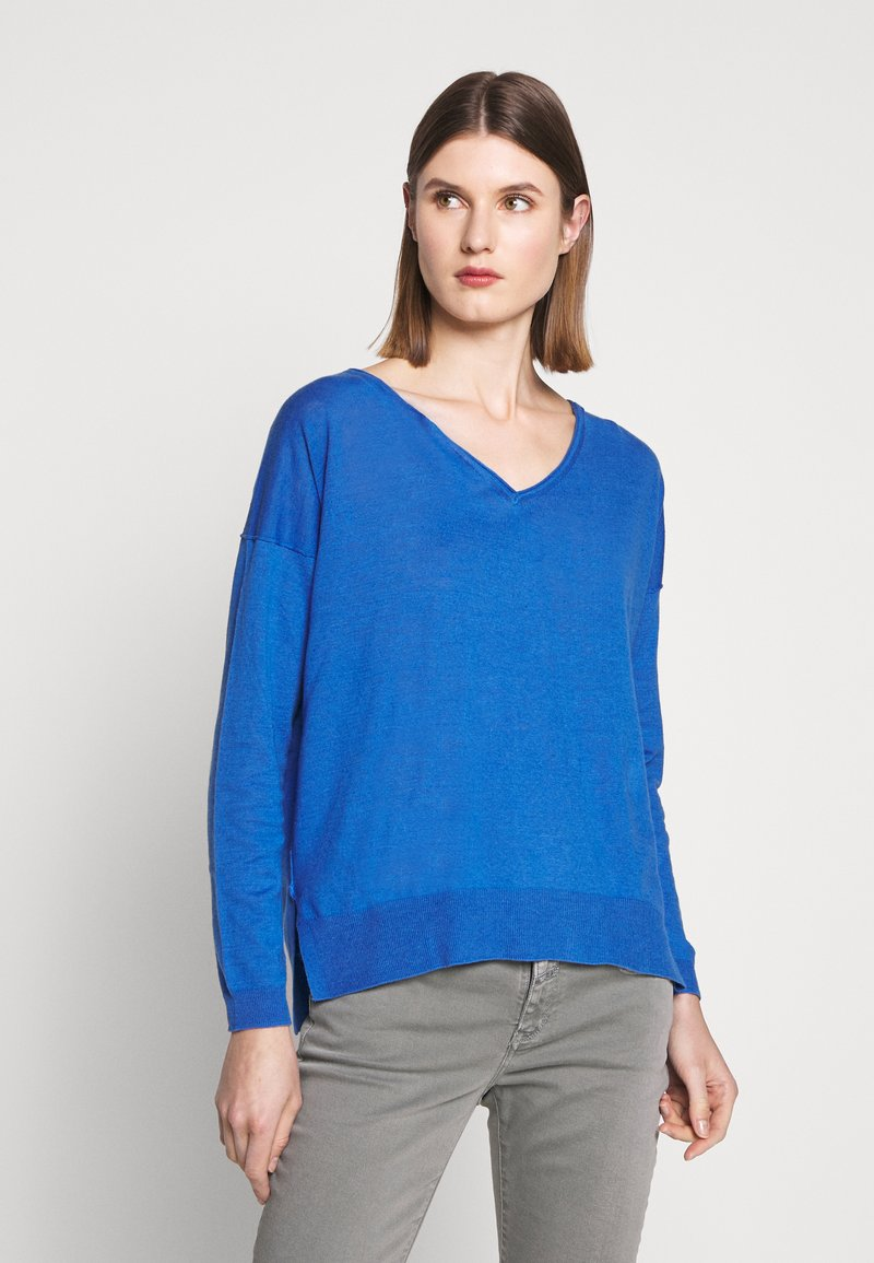 CLOSED - WOMEN´S - Jumper - bluebird