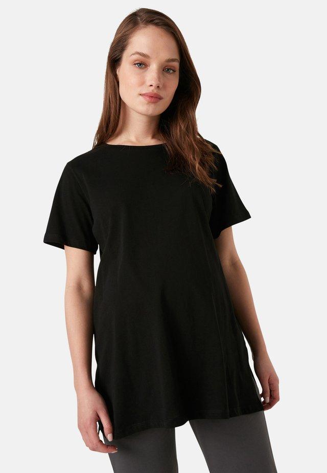 T-shirt basic - new black