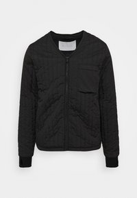 UNISEX LINER JACKET - Light jacket - black