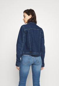ONLY - ONLWESTA JACKET - Džínová bunda - medium blue denim - 2