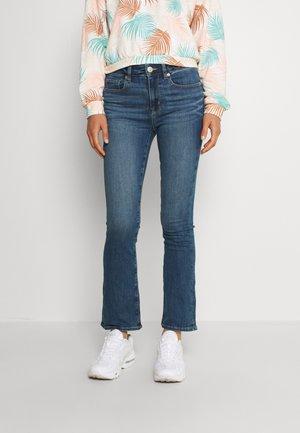 KICK - Flared jeans - sky blue