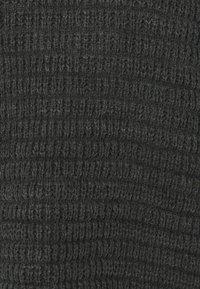 b.young - WERONICA PONCHO - Poncho - dark grey melange - 2