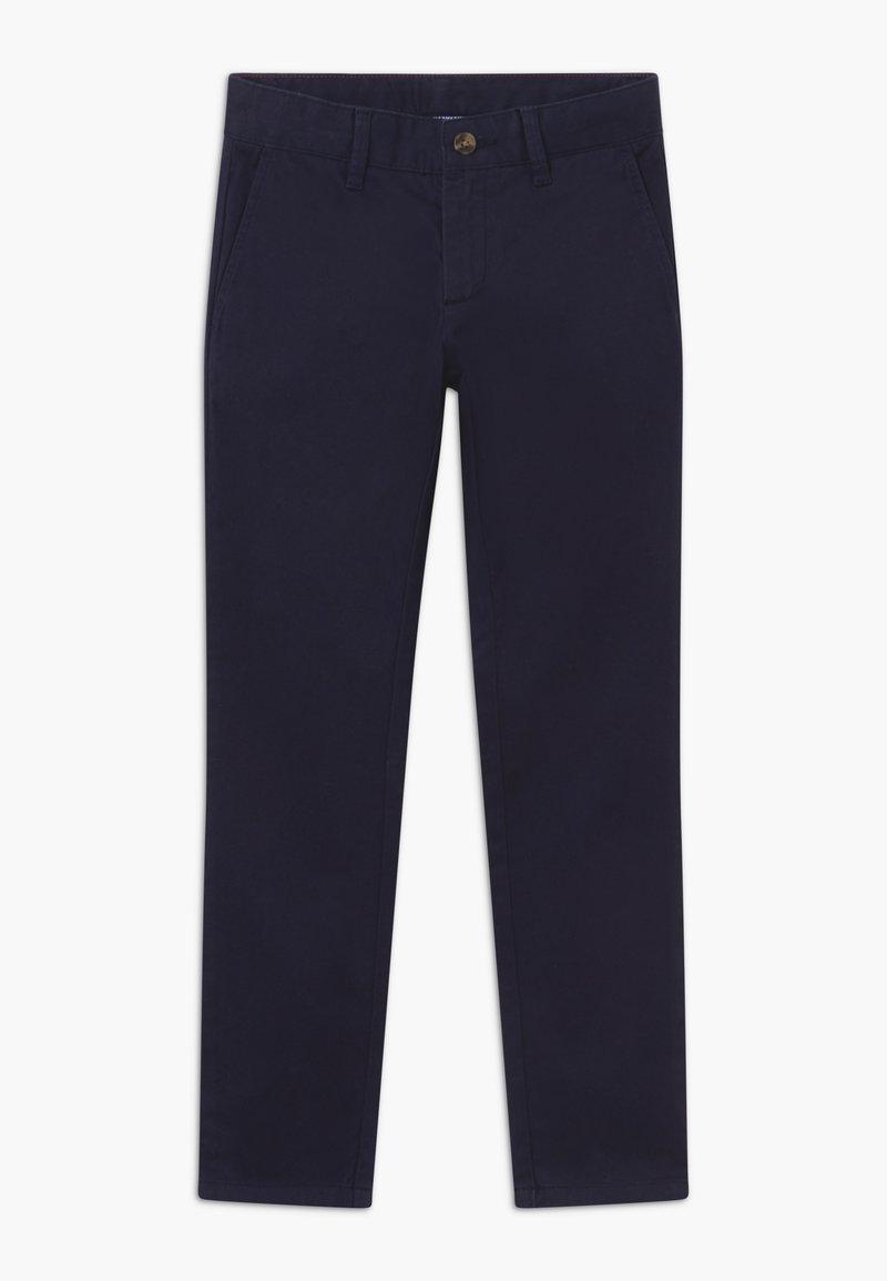 Hackett London - SLIM - Chino kalhoty - navy