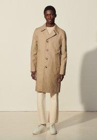 sandro - CAMDEN - Classic coat - beige - 0