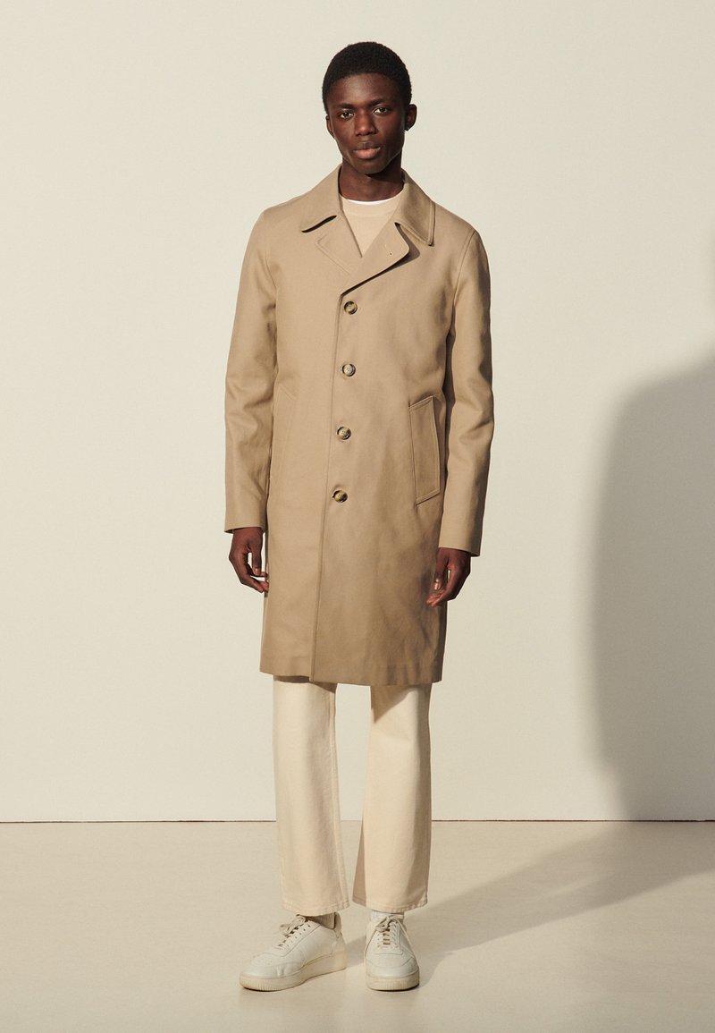 sandro - CAMDEN - Classic coat - beige