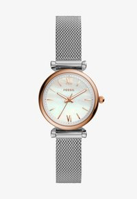 Fossil - CARLIE MINI - Watch - silber-coloured - 1