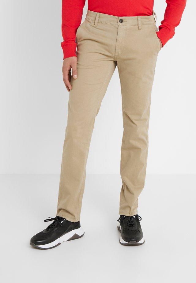 SCHINO-SLIM - Chino kalhoty - beige