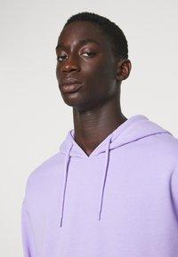 Jack & Jones - JORBRINK HOOD - Sweatshirt - lavender - 3