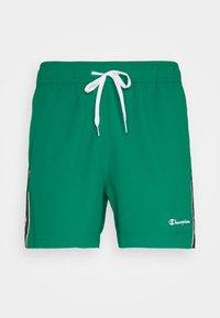 Szorty kąpielowe - green