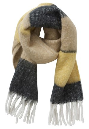 Scarf - camel/yellow