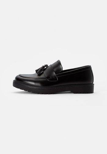 UNISEX - Slip-ons - black