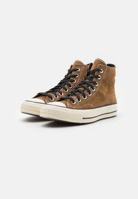 Converse - CHUCK TAYLOR ALL STAR 70 UNISEX - Baskets montantes - clove brown/black/egret - 1