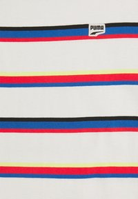 Puma - DOWNTOWN TEE - Print T-shirt - poppy red - 2