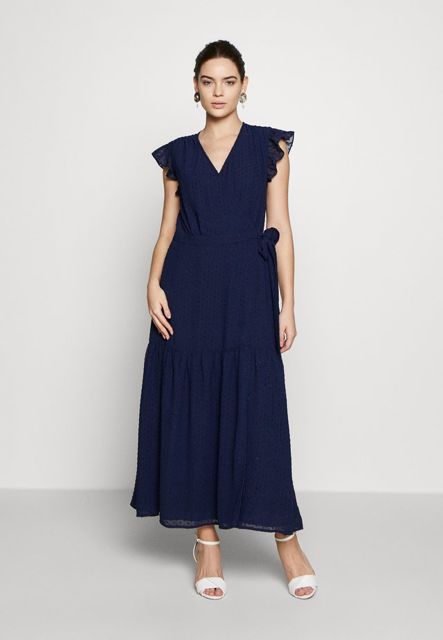 TYRA - Maxikleid - navy