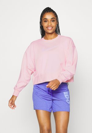 DRY GET FIT CREW - Sweater - pink foam