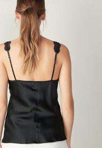 Intimissimi - Pyjama top - nero - 1