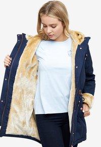 Mazine - OUTLANE - Winter coat - navy - 3