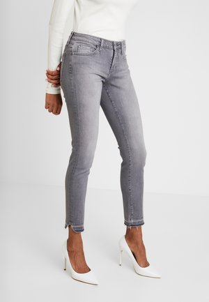 MIDI - Jeansy Slim Fit - denim grey
